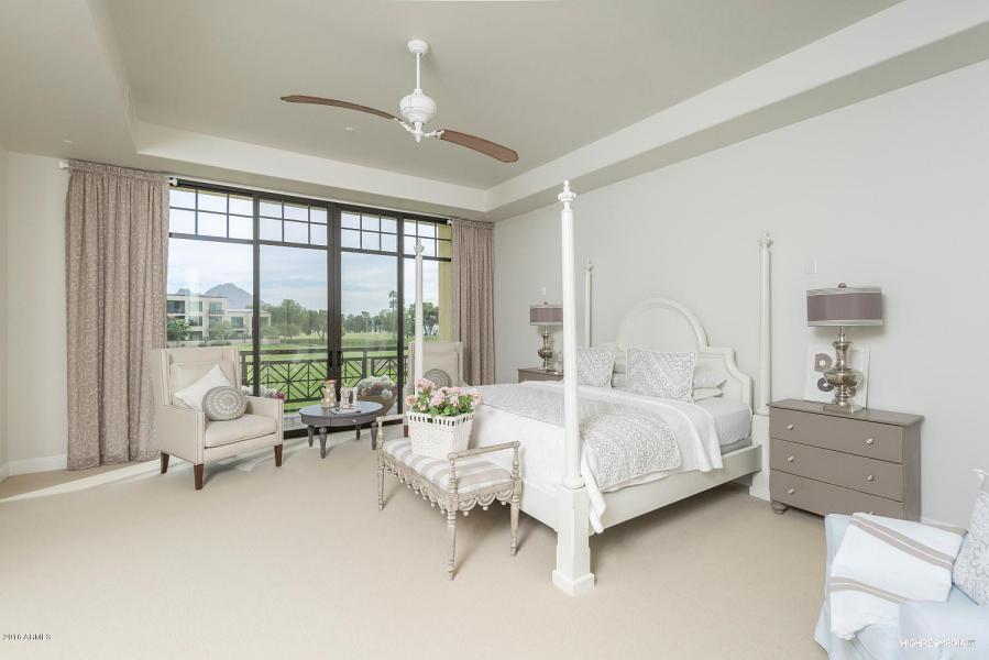Biltmore Master Bed