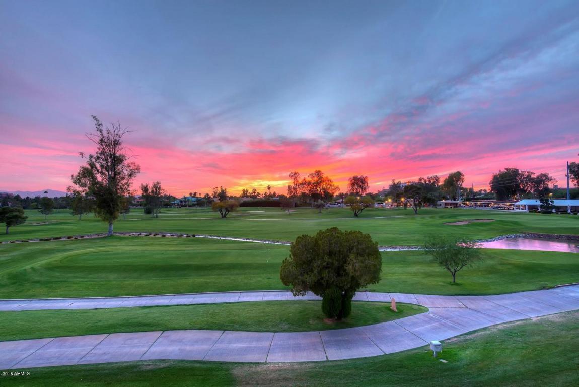 Biltmore sunset View
