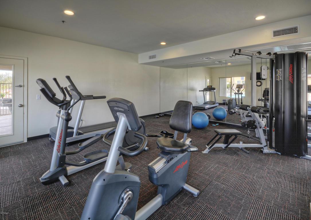 Dove Lakes Gym