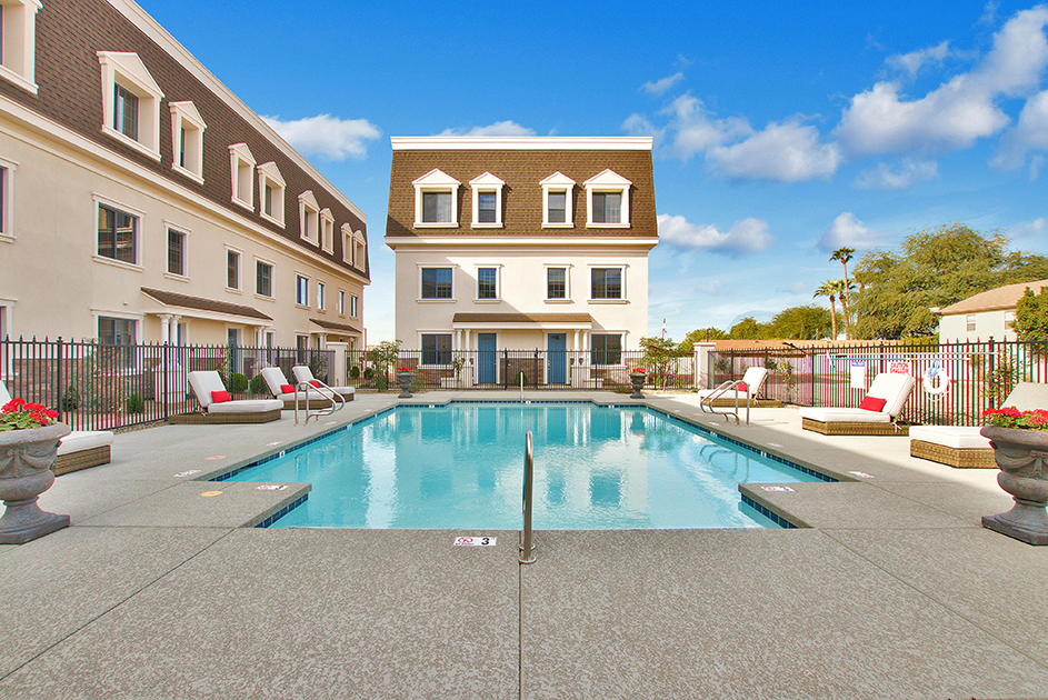 Rosedale Pool 1