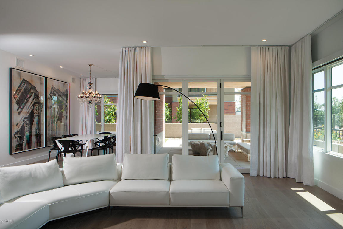 Enclave B1002 Living Room 1