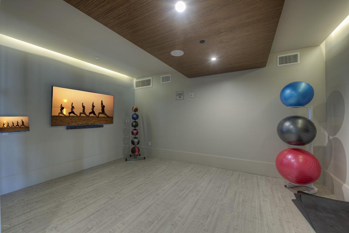 Enclave Yoga Room