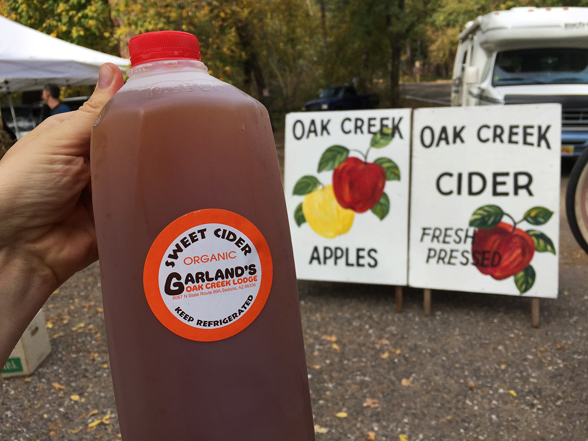 garlands-oak-creek-apple-cider-sedona