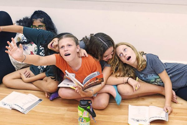 Annie Jr. Circle Read Phoenix Youth Theatre Scottsdale 12