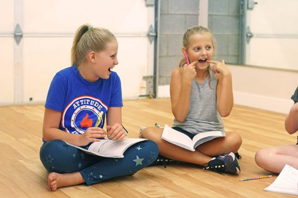 Annie Jr. Circle Read Phoenix Youth Theatre Scottsdale 13
