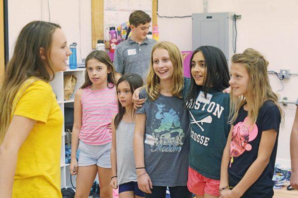 Annie Jr. Circle Read Phoenix Youth Theatre Scottsdale 2