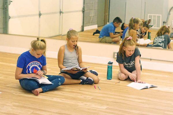 Annie Jr. Circle Read Phoenix Youth Theatre Scottsdale 25