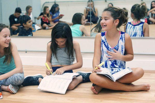 Annie Jr. Circle Read Phoenix Youth Theatre Scottsdale 6