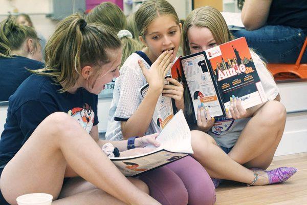 Annie Jr. Circle Read Phoenix Youth Theatre Scottsdale 7