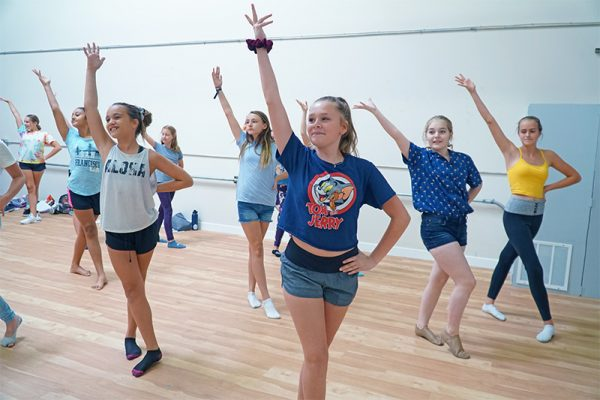 Annie Jr. Phoenix Youth Theatre Scottsdale Dance 8