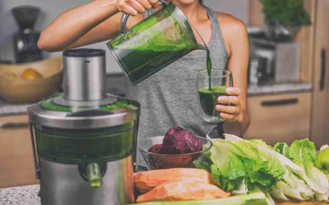 Suco Verde com Flav
