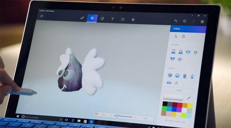نتيجة بحث الصور عن Paint 3D