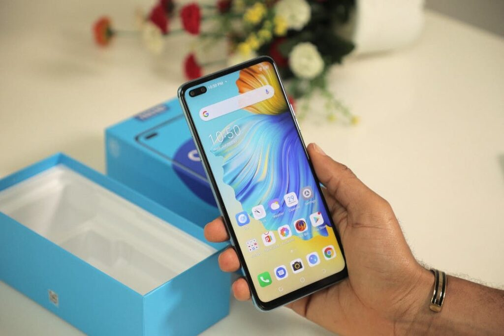 TECNO Camon 16 Premier Quick Hands-on Review
