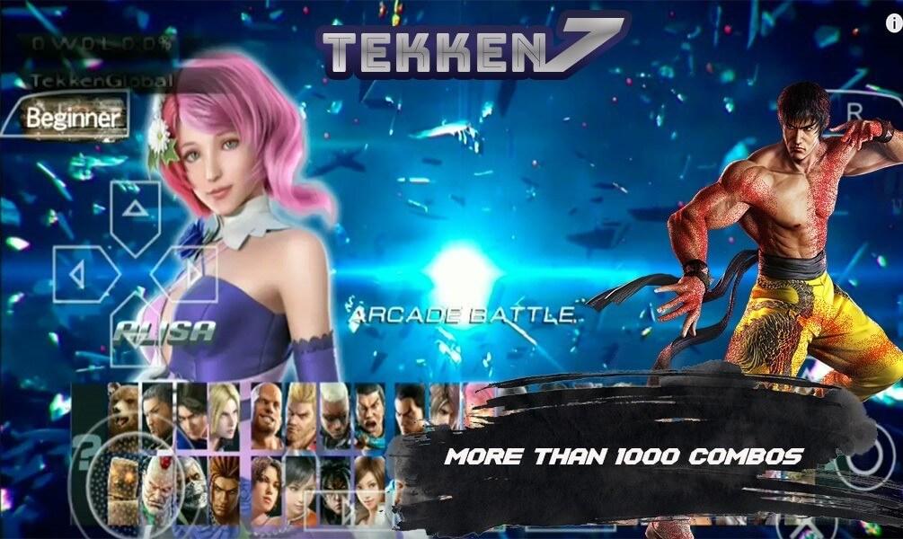 Tekken 7 Psp Iso Download Biokisa S Blog