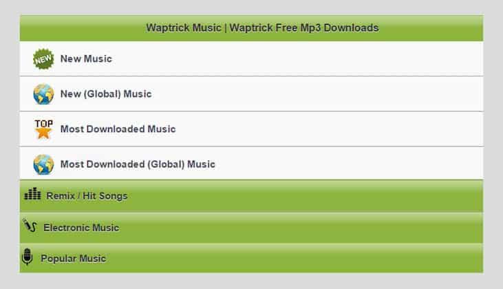 Waptrick search download