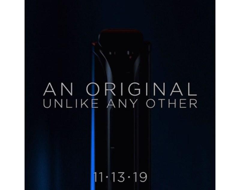 Motorola event on November 13th may star foldable RAZR phone
