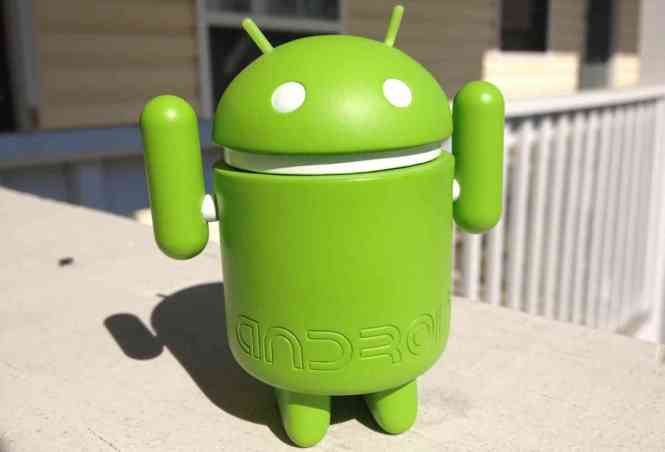 Android figure large