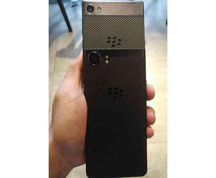 BlackBerry Krypton leak