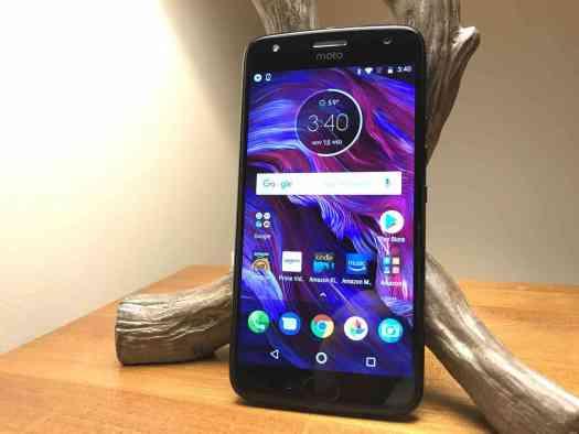 Prime Exclusive Moto X4