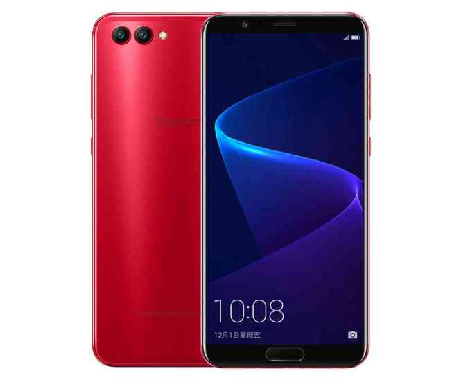 Huawei Honor V10 official red