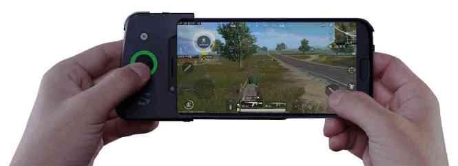 Xiaomi Black Shark gaming phone pad accessory