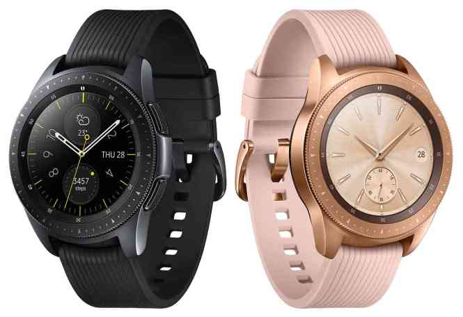 Samsung Galaxy Watch 42mm official