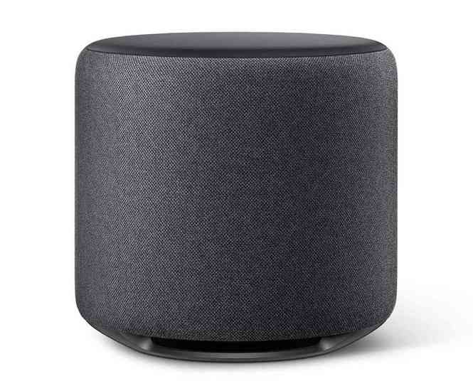 Amazon Echo Sub official
