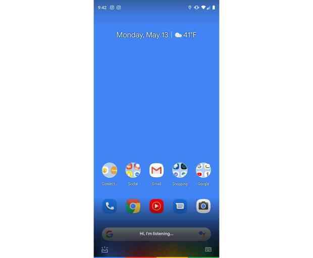 Google Assistant, nuevo diseño