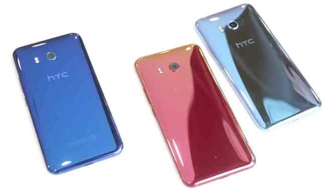 HTC U11 colors leak