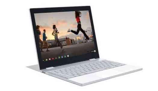Google Pixelbook image leak