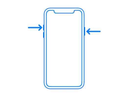 iPhone X design leak