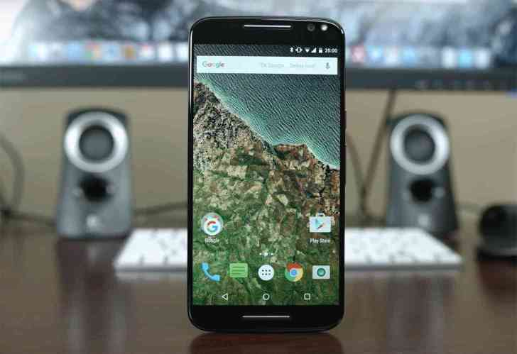 Moto X Pure Edition hands-on video