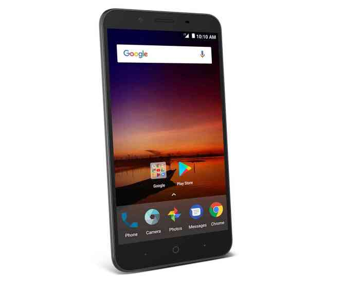 ZTE Tempo X Boost Mobile official