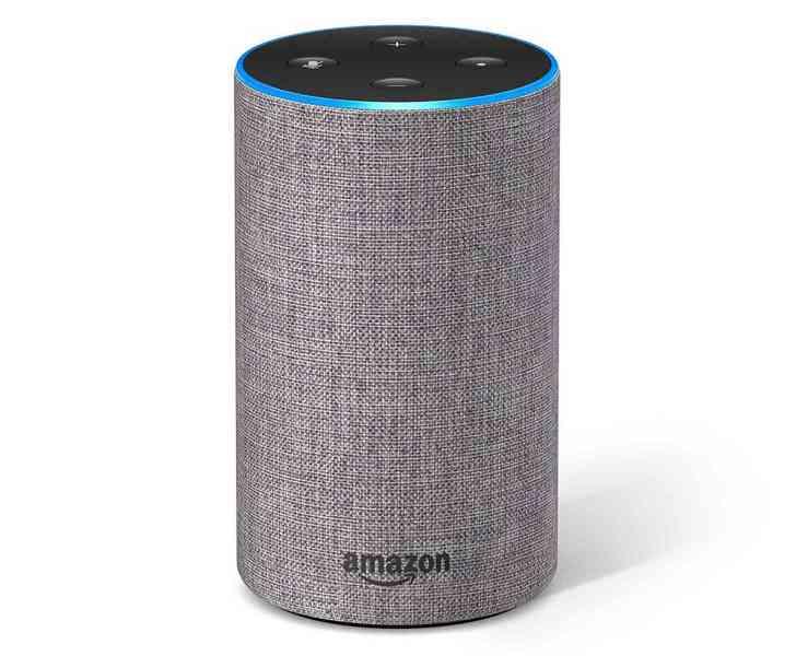 Amazon Echo 2nd Gen official