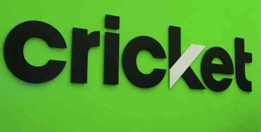 Cricket Wireless logo green
