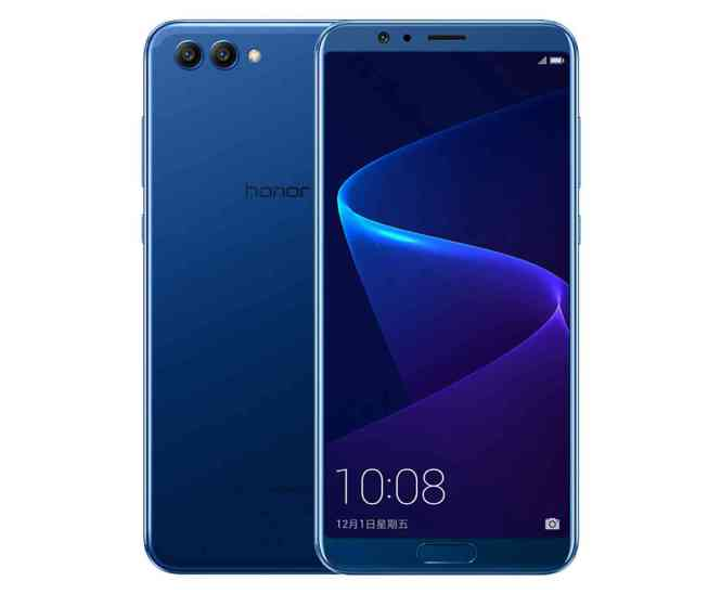 Huawei Honor V10 official blue