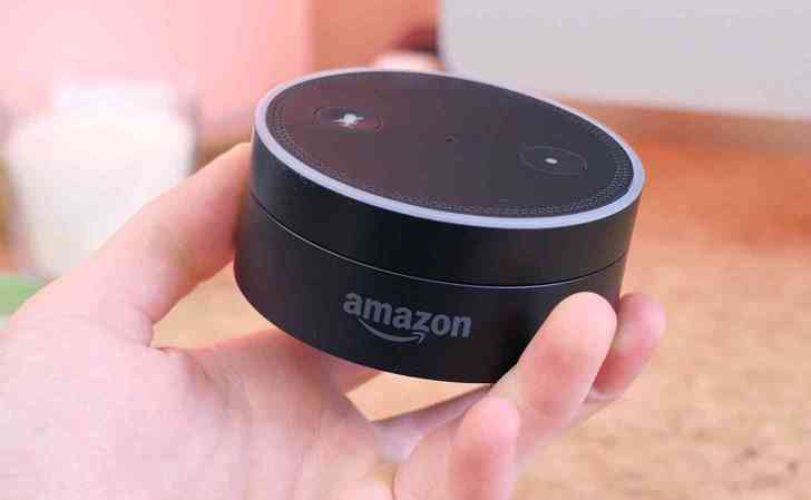 Amazon Echo Dot hands-on video