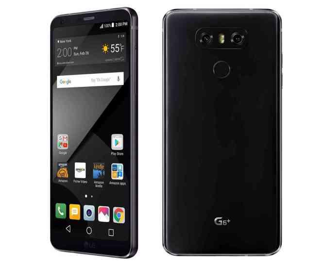 LG G6+ Prime Exclusive Amazon