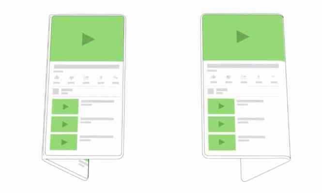 Google foldables support Android