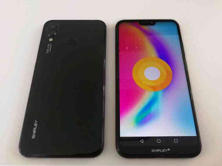 Huawei P20 Lite photo leak