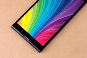 Jiayu G6 écran