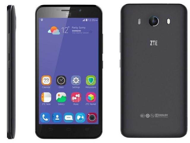 ZTE Grand S3 : Déverrouillez votre téléphone avec votre œil !