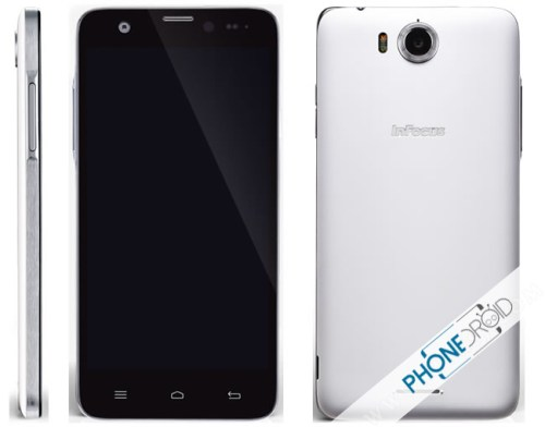 Infocus M530: MT6595 Dual 4G price cut to $193.99!!!