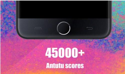 Ulefone Be Touch: 3GB RAM +Fingerprint Scanner
