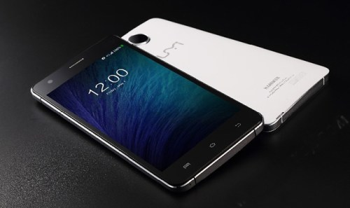 Umi Hammer: 64 bit 4G Smartphone, very tough!