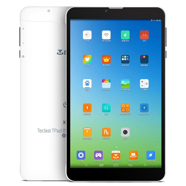 Teclast X70 : Tablette 3G très abordable