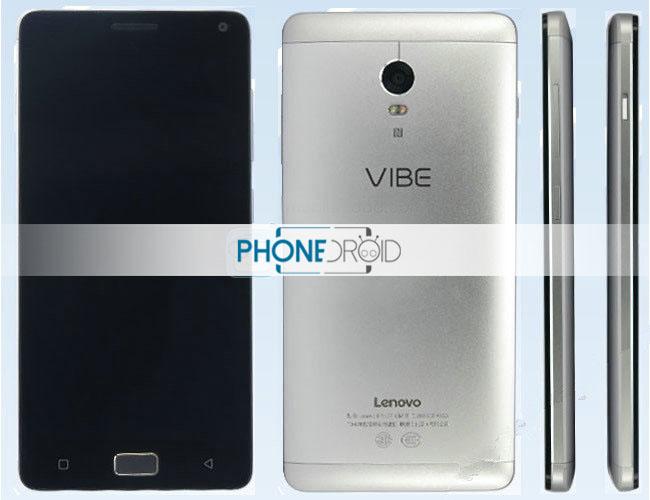 Lenovo Vibe P1 Revele Avec Une Batterie De 4900 MAh O PhoneDroid