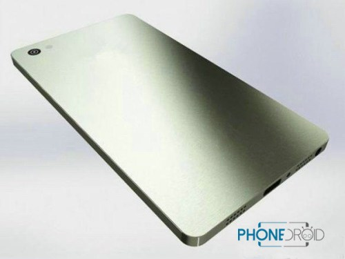 Xiaomi Mi Note 2 : Un design tout en métal ?