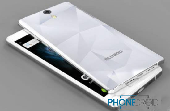 Bluboo xtouch-3