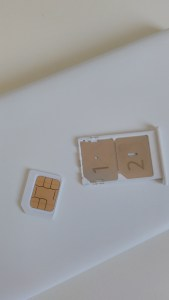 Trappe SIM du Xiaomi Mi4c